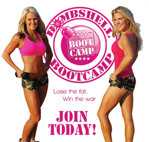 Bombshell Bootcamp Houston Tx
