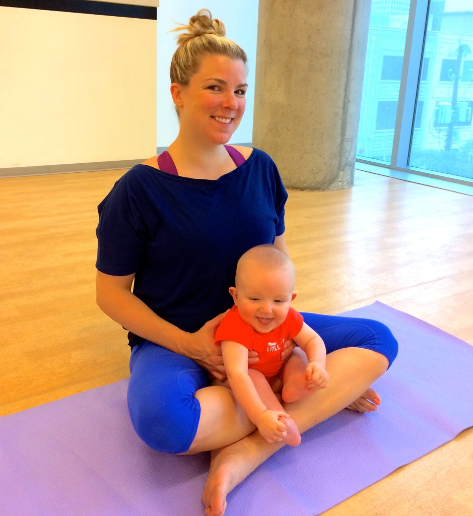 Mom And Baby Yoga - Tips & Sample Workouts