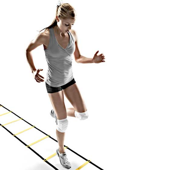 How To Make An Agility Ladder At Home